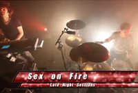 ASHA - Sex on Fire (Kings of Leon cover)