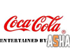 Coca Cola - client corporate trupa ASHA cover band